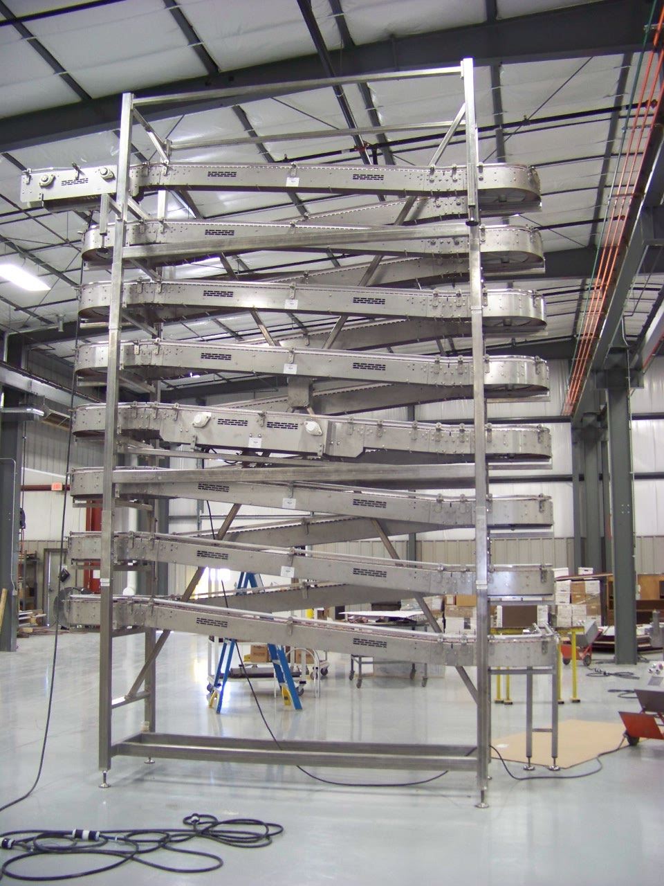 Alpine Accumulating Conveyors First In First Out
