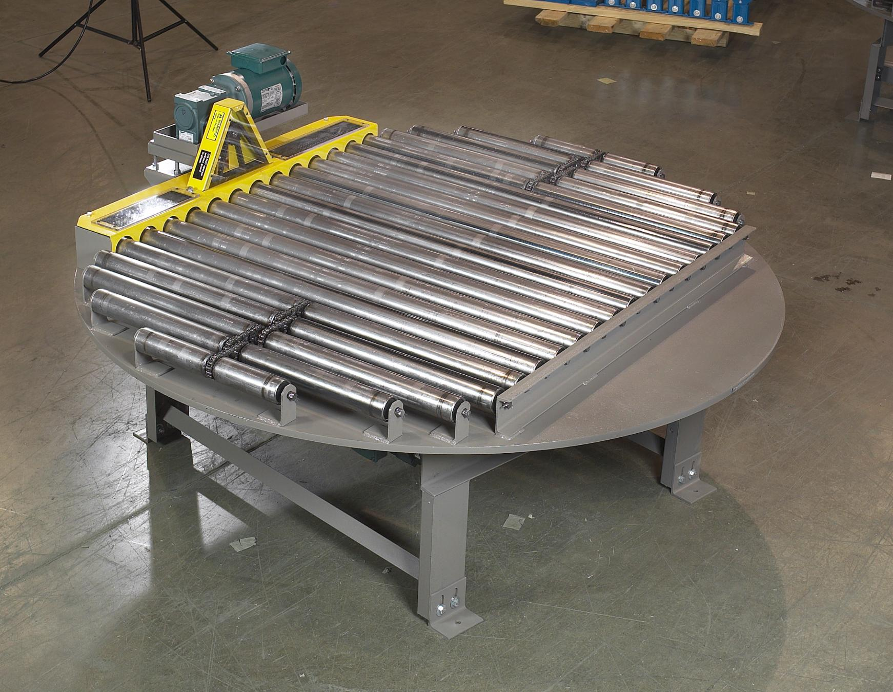 Pallet Turntable With Rollers Related Keywords & Suggestions