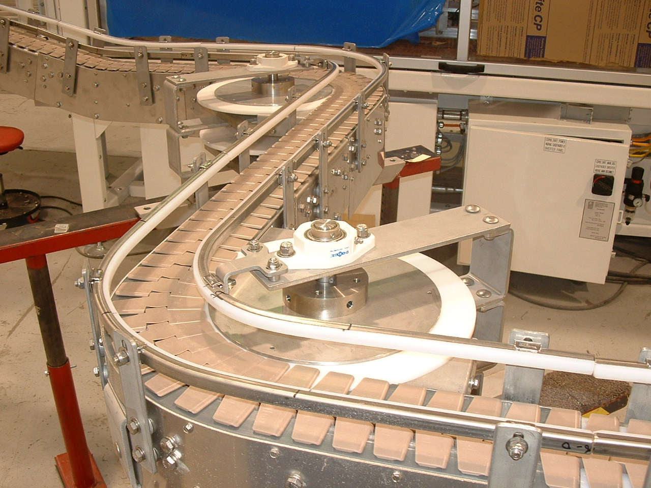 Table Top Conveyors With Open Top Closed Top Open Frame